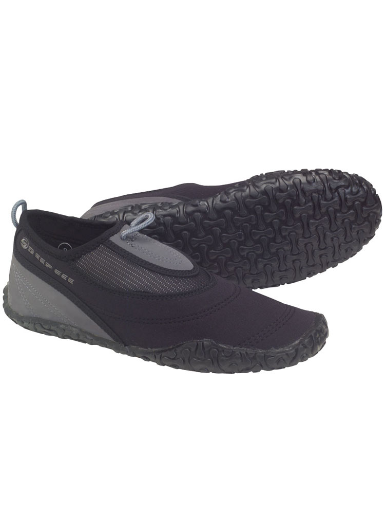 Deep See Beachwalker Men's Water Shoes: Neoprene Low-Top Tropical ...