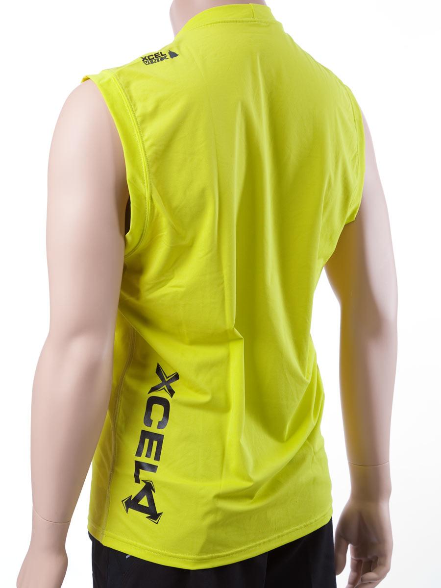 Xcel Mens Big And Tall Sleeveless Ventx Shirt Looser Fit