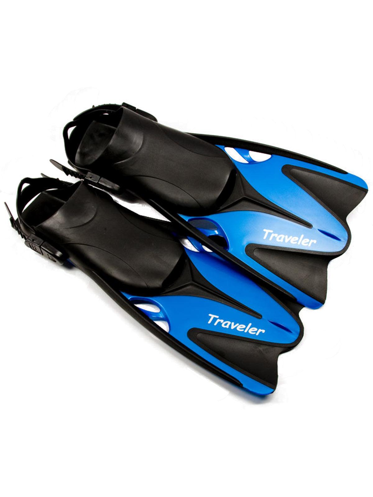 Sea dive traveler snorkeling fins for Dive fins