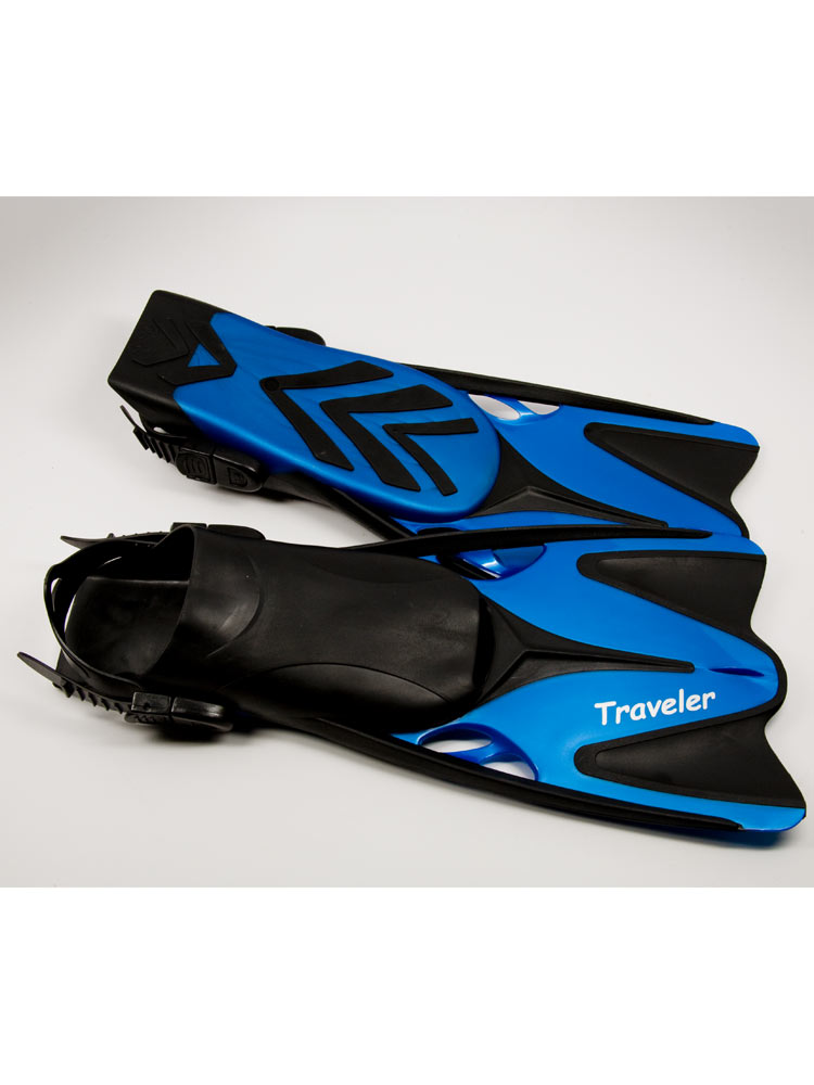 Sea-Dive-Traveler-Snorkeling-Fins