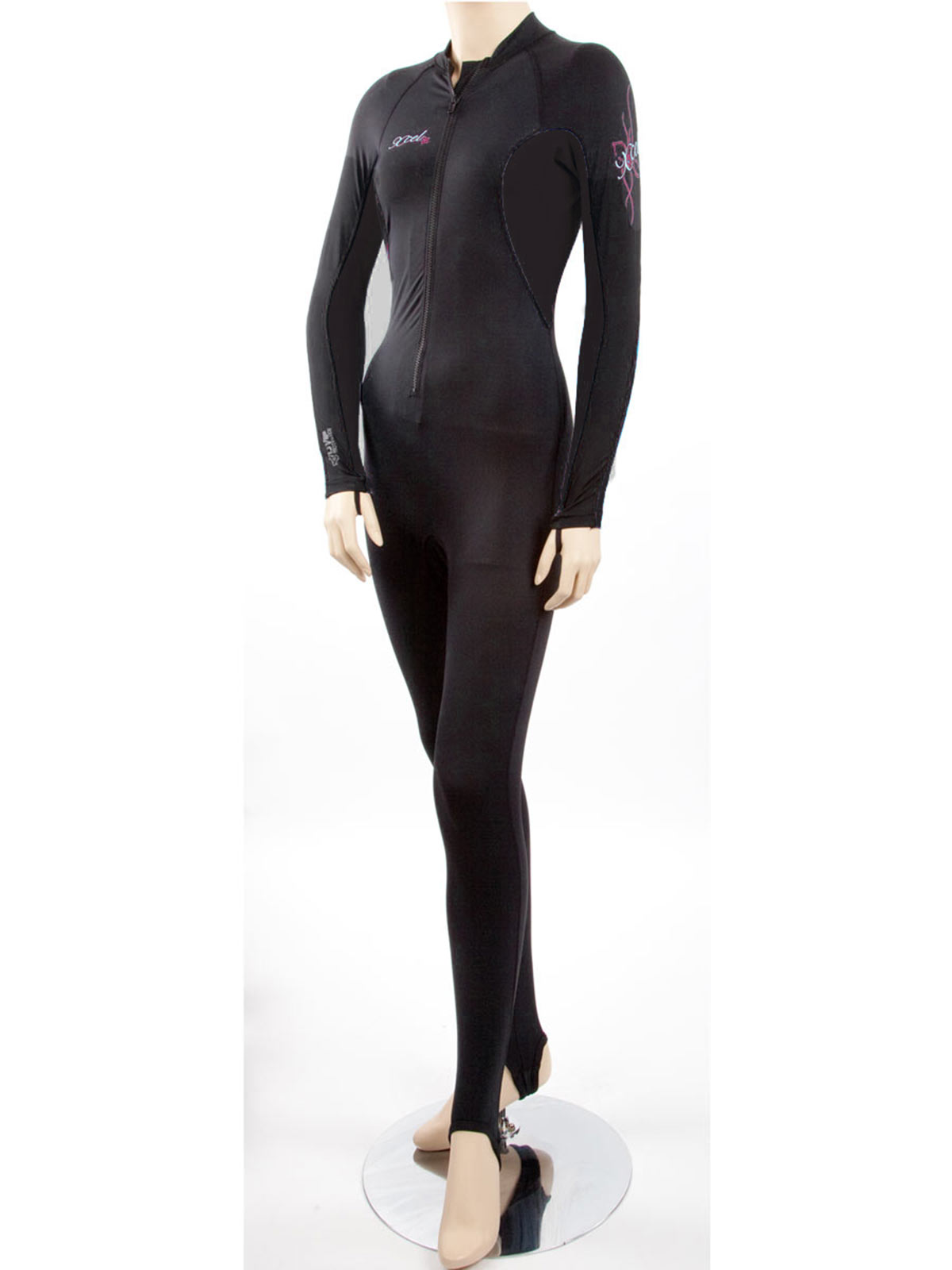 Xcel-Womens-Lycra-Dive-Skin-Full-Body-Suit-for-Scuba-Snorkel-Swim-Layering