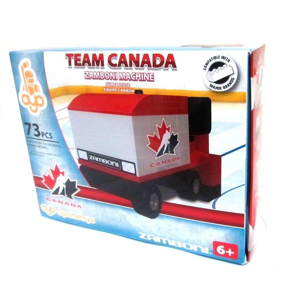 OYO Sports Olympic Team Canada Oyo G1 NHL Zamboni at Sears.com