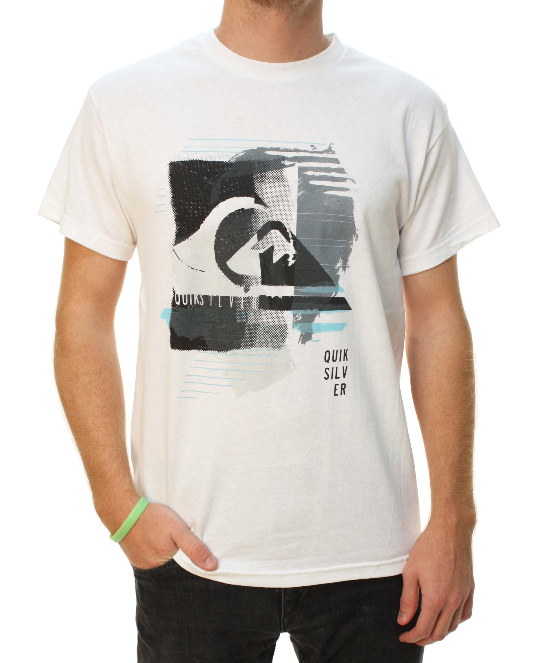 Quiksilver Men's Tenement MT0 Short Sleeve Graphic T-Shirt at Sears.com