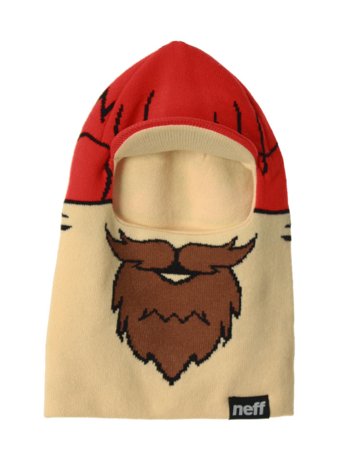 NEFF Headwear Unisex Full Visor Bearded Lumberjack Beanie Mask at Sears.com