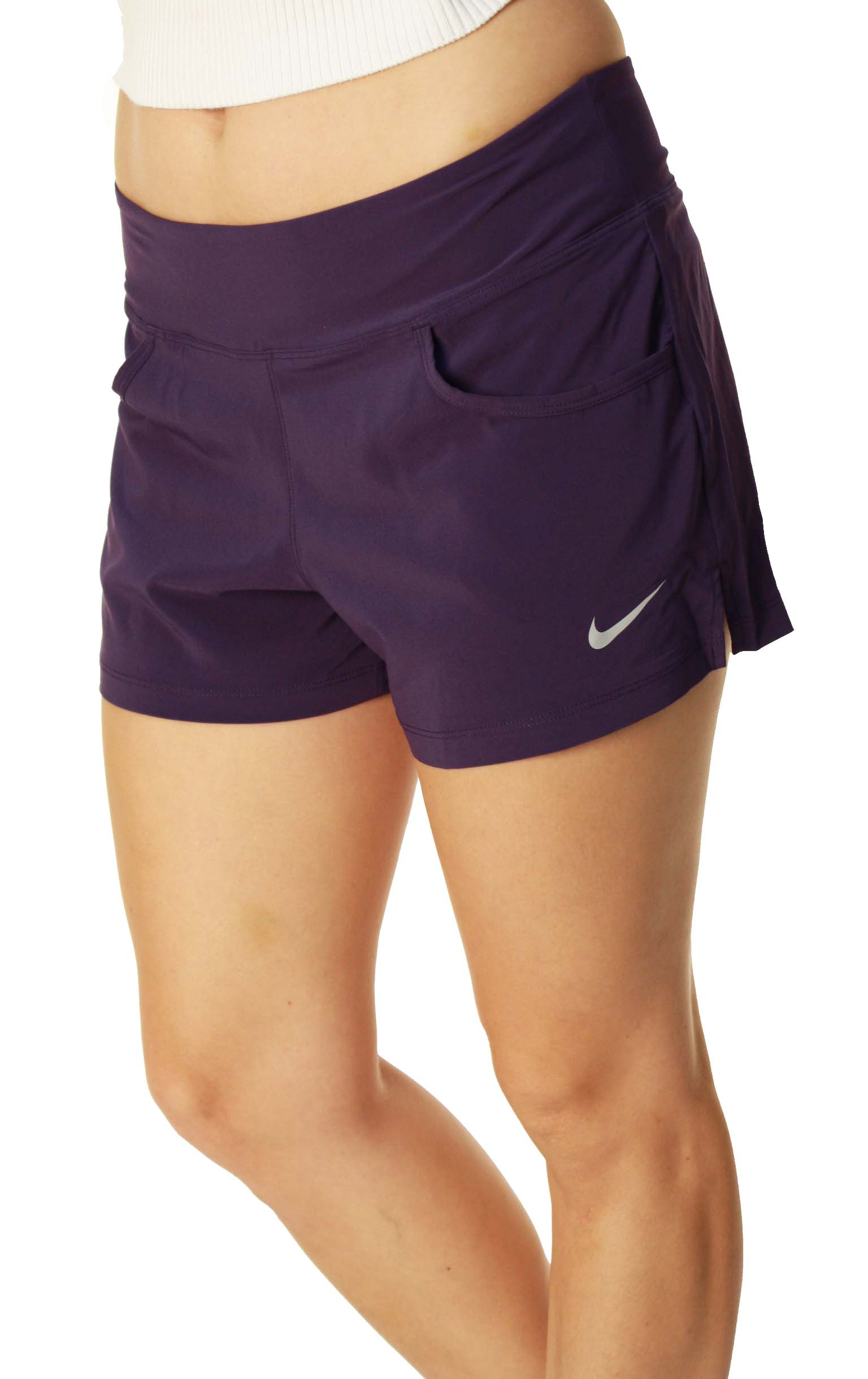 Nike Women's Dri-Fit Stay Cool Tennis Shorts With Under Compression Shorts at Sears.com