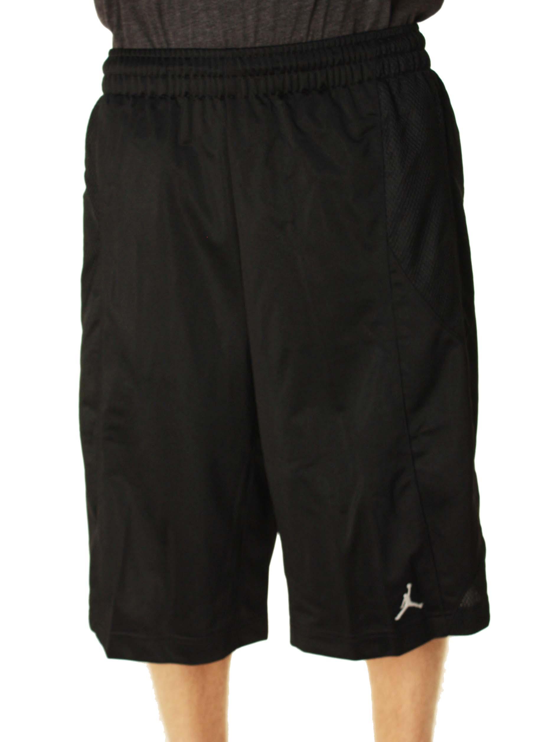 Nike Men's Jumpman 23 Jordan Court Fit Basketball Shorts