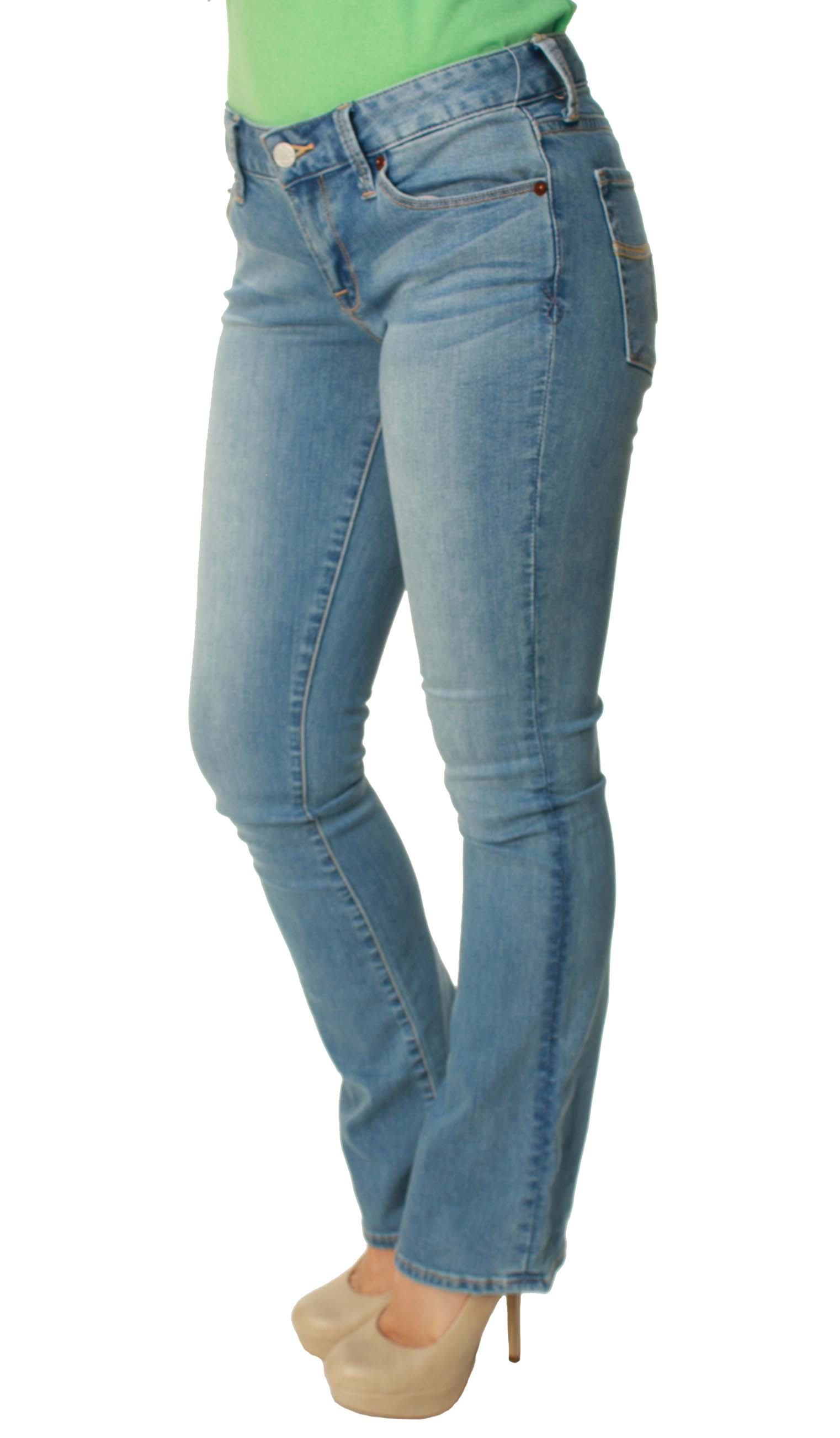 Lucky Brand Women's Lola Boot Recovery Stretch Jeans