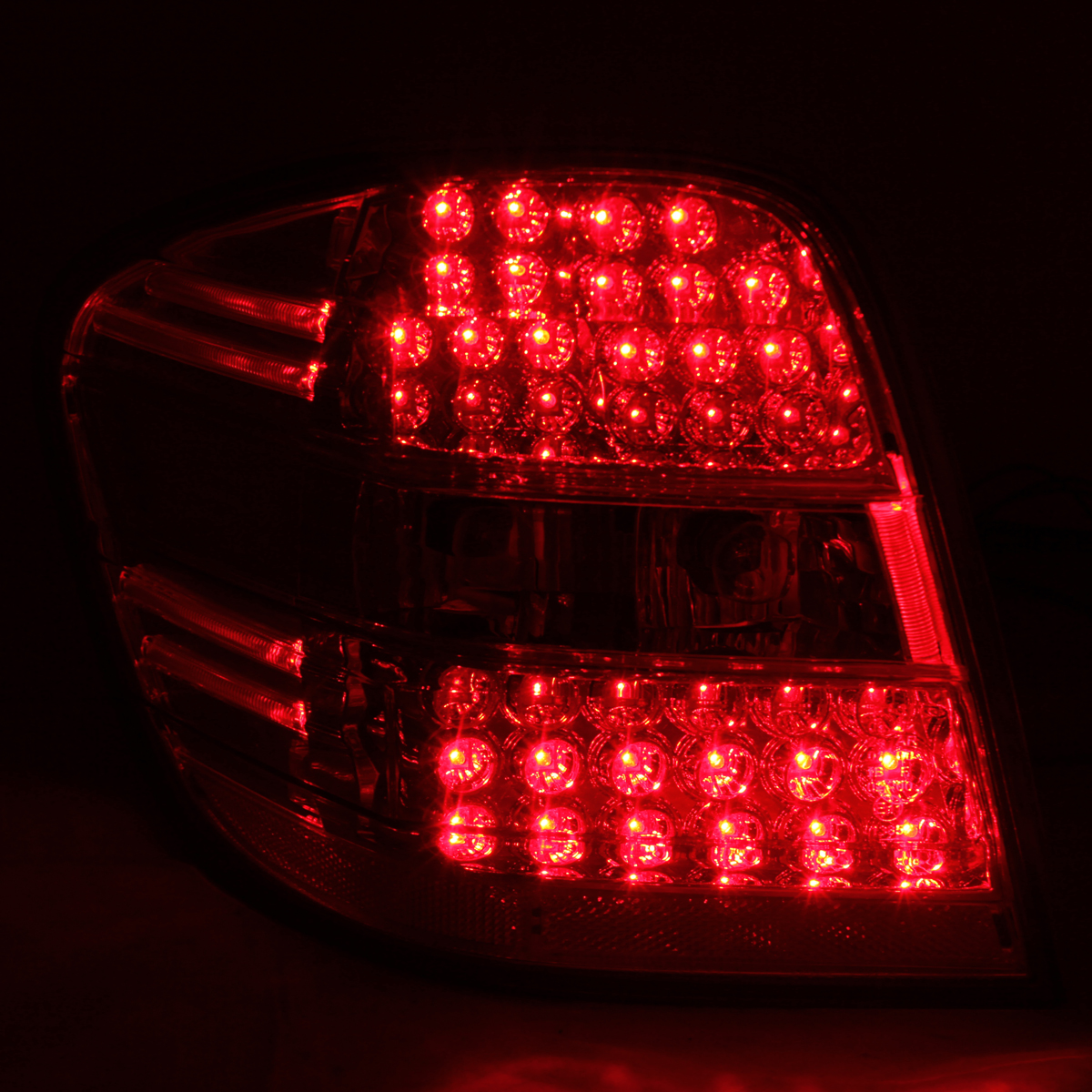 2006 2009 mercedes benz w164 ml class ml320 ml350 led for Led light for mercedes benz