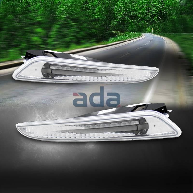 Mercedes Benz E550 Amg: 2007-2009 Mercedes Benz W211 E Class Side Marker Light+LED