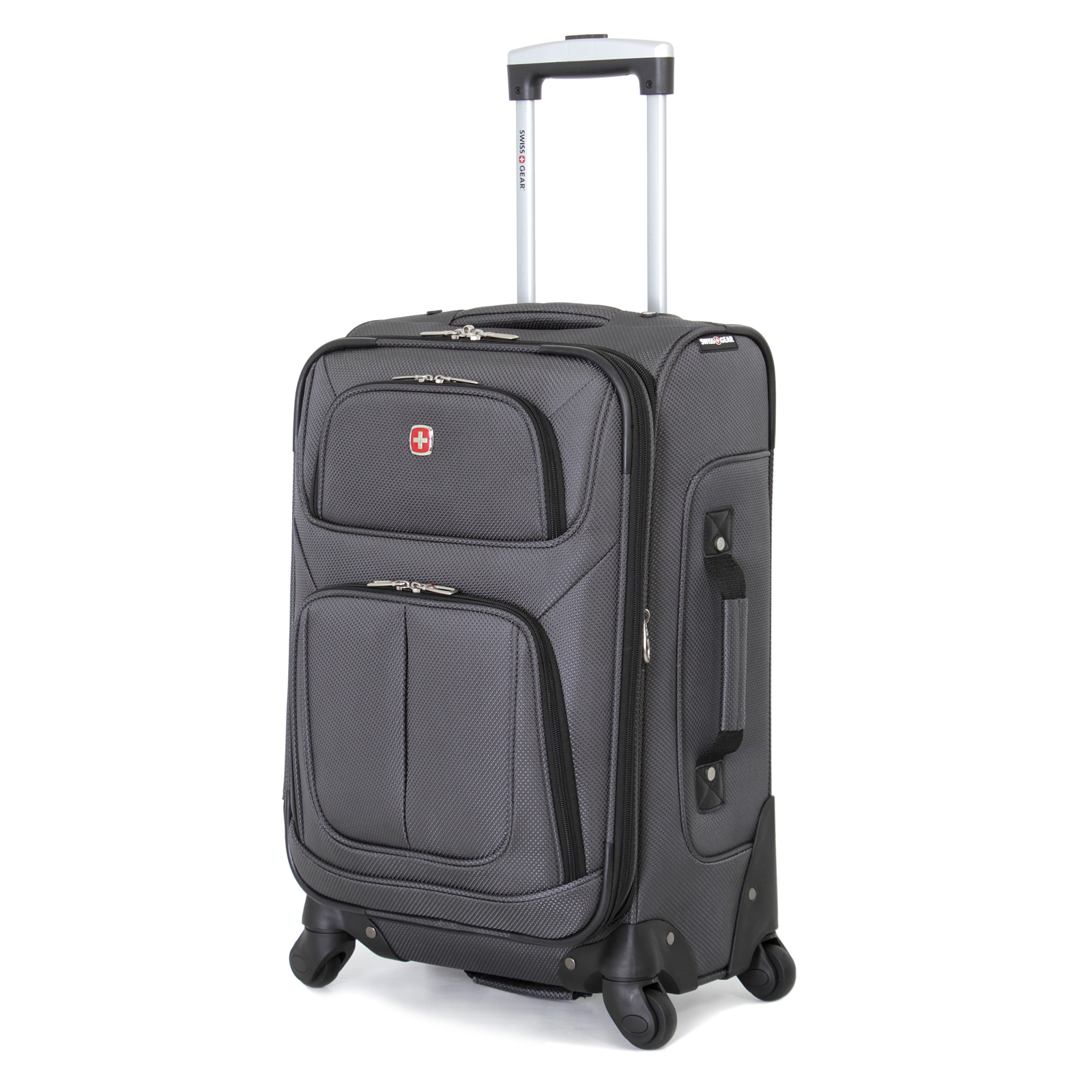 Swissgear Sa6283 21 Inch Carry On Expandable Spinner