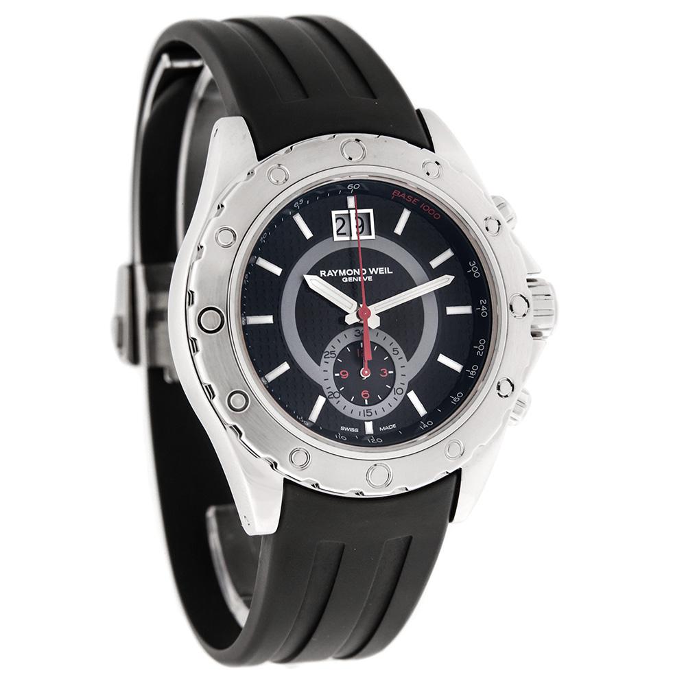 Raymond Weil Rw Sport Mens Chrono Watch 8600-Sr1-20001