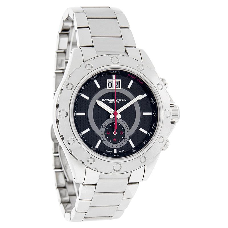 Raymond Weil Rw Sport Mens Chrono Watch 8600-St-20001