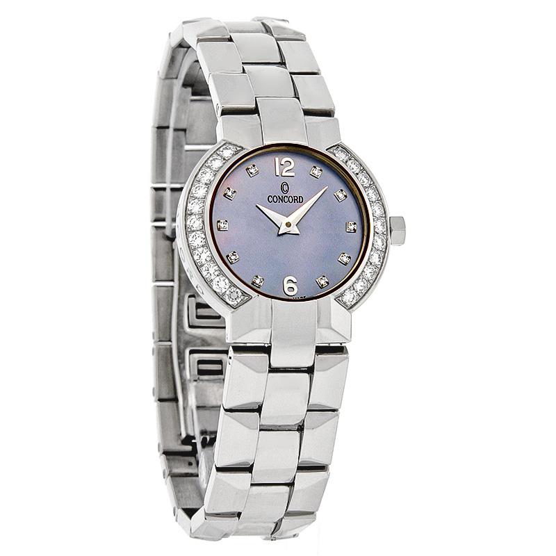 Movado Diamond Bezel Watch | Beso