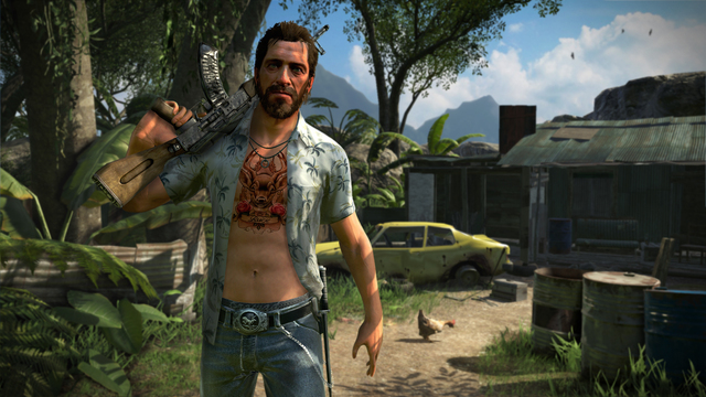 Screens Zimmer 8 angezeig: farcry3 ps3