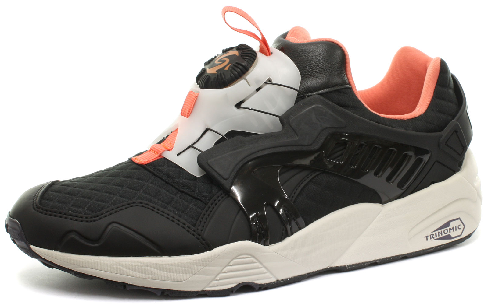 new puma disc blaze emboss mens trainers all sizes ebay. Black Bedroom Furniture Sets. Home Design Ideas