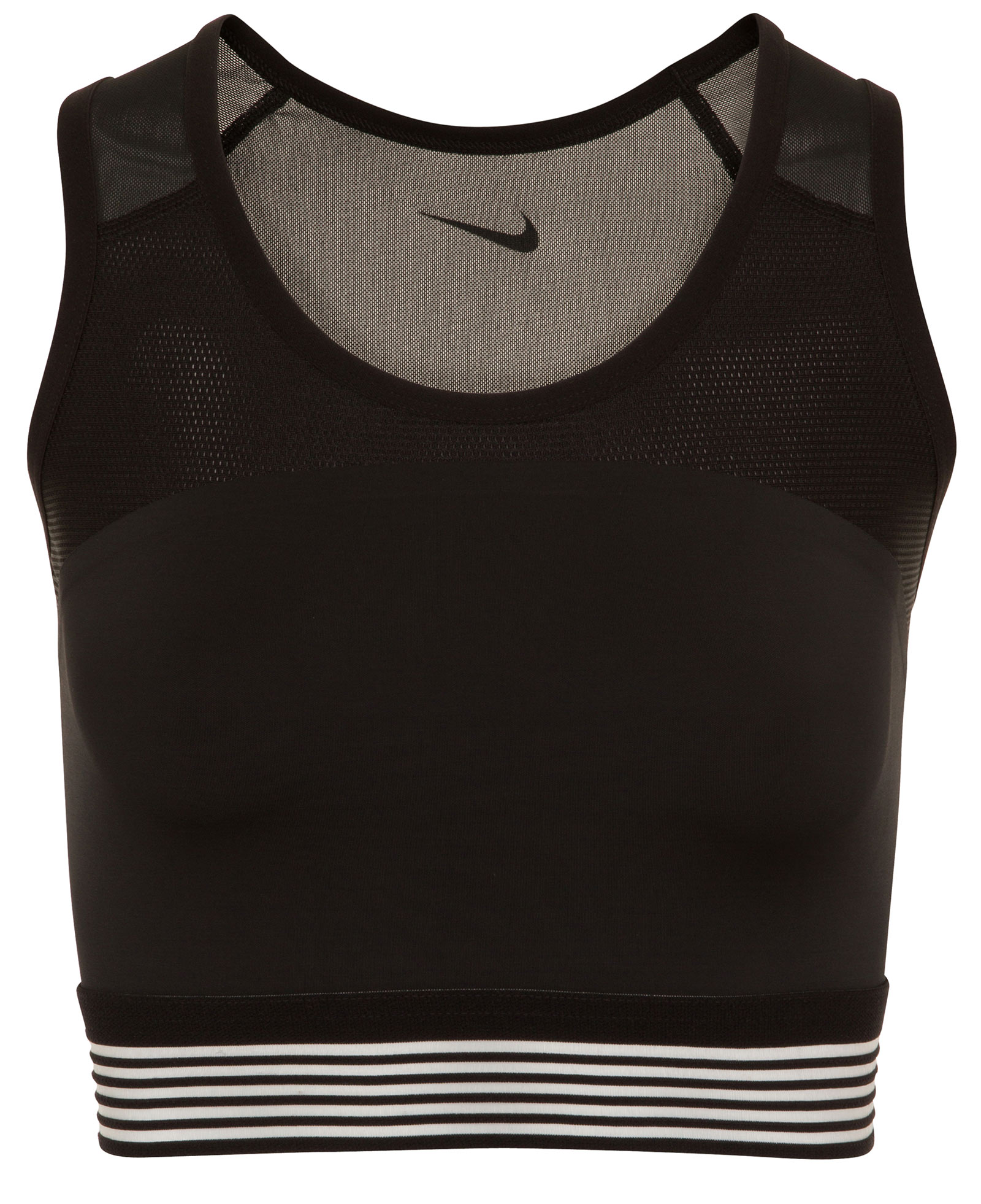 new nike motion womens training gym tank crop top all. Black Bedroom Furniture Sets. Home Design Ideas