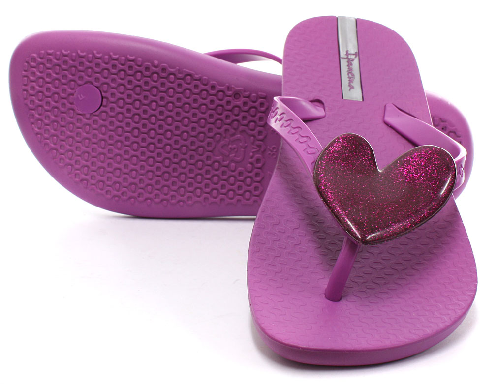ipanema brasilien heart ii damen strand flip flops alle gr en und farben ebay. Black Bedroom Furniture Sets. Home Design Ideas