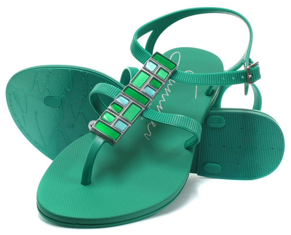 Ipanema Brasil Gisele Bundchen Ocean Womens Sandals ALL