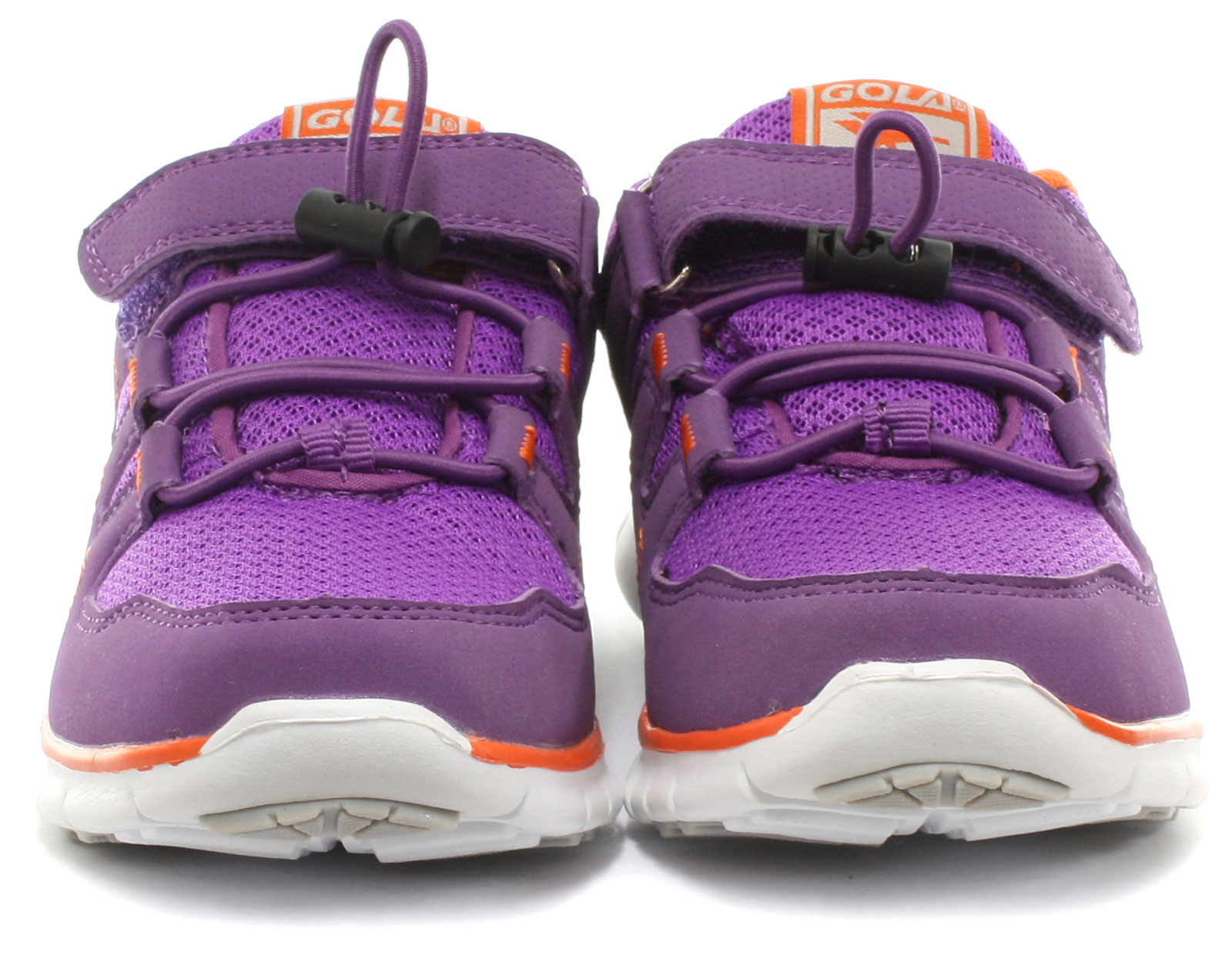 Nuevo Gola Termas alternar Púrpura Niños Fitness Zapatillas Size UK 12 (UE 31)