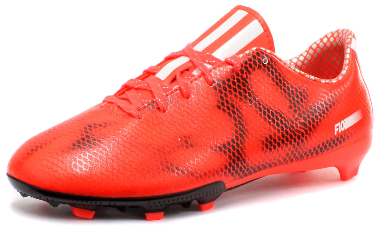 New adidas F10 FG Junior Football Boots ALL SIZES