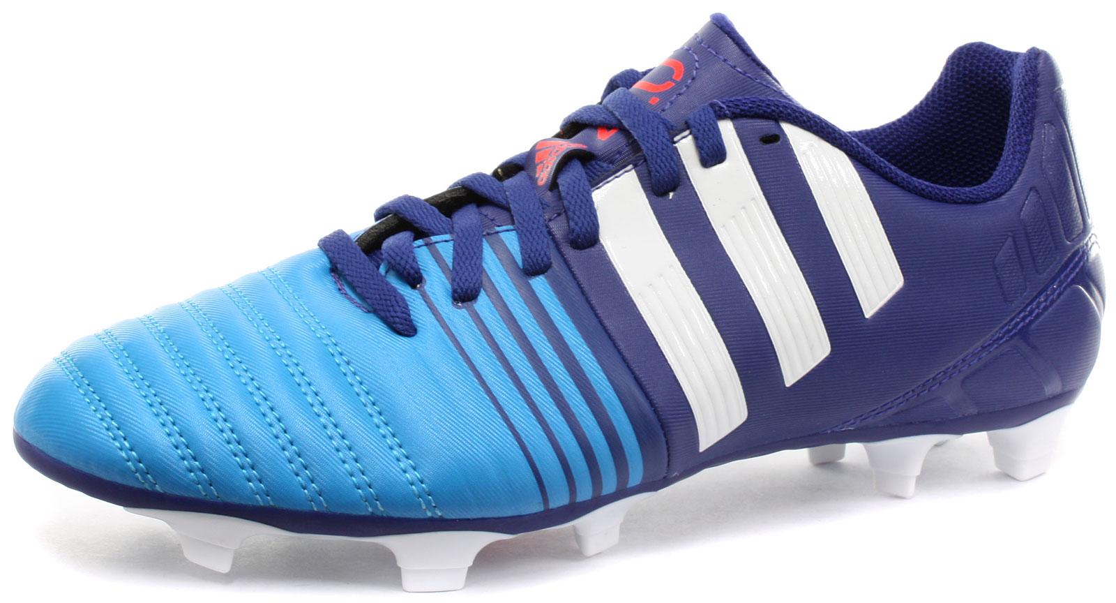 adidas nitrocharge 40 fg mens football boots all sizes