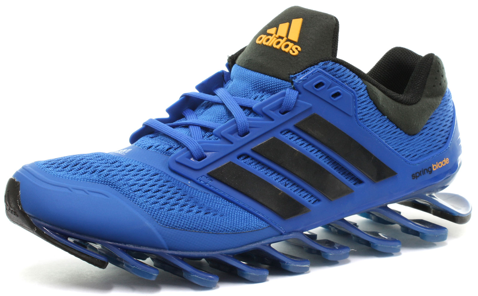 separation shoes d9d42 49805 adidas springblade 5 uomo bianche