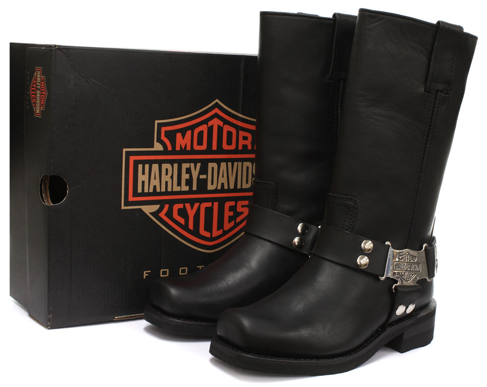Simple The Arrival Of A New Shipment Of HarleyDavidson Footwear Is Always Cause For Celebration, And The New Mens Tyson And Womens Rosa Boots Are No Exception HarleyDavidson Footwears Womens Rosa Riding Boots Are One Cool