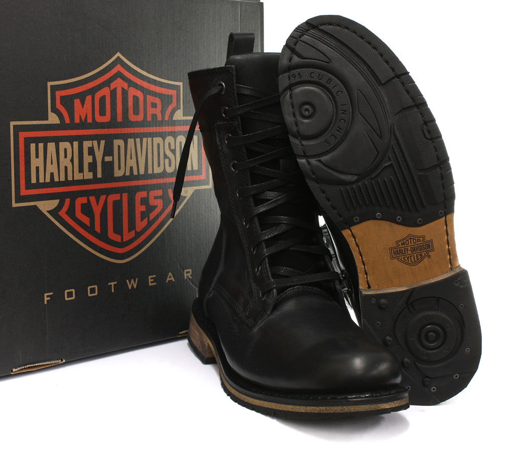 new harley davidson merle mens motorcycle boots all sizes
