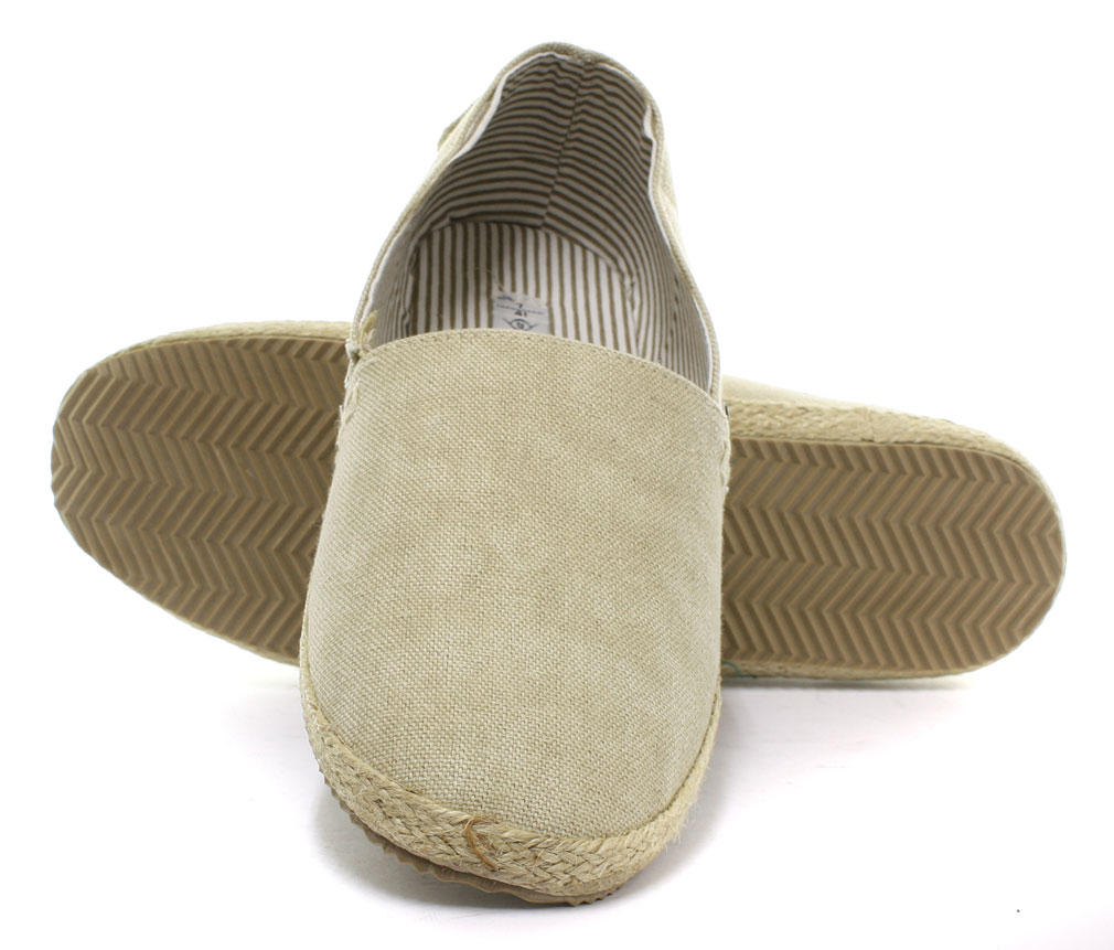 New-Dunlop-DMC276-Canvas-Mens-Slip-On-Espadrilles-ALL-SIZES-AND-COLOURS