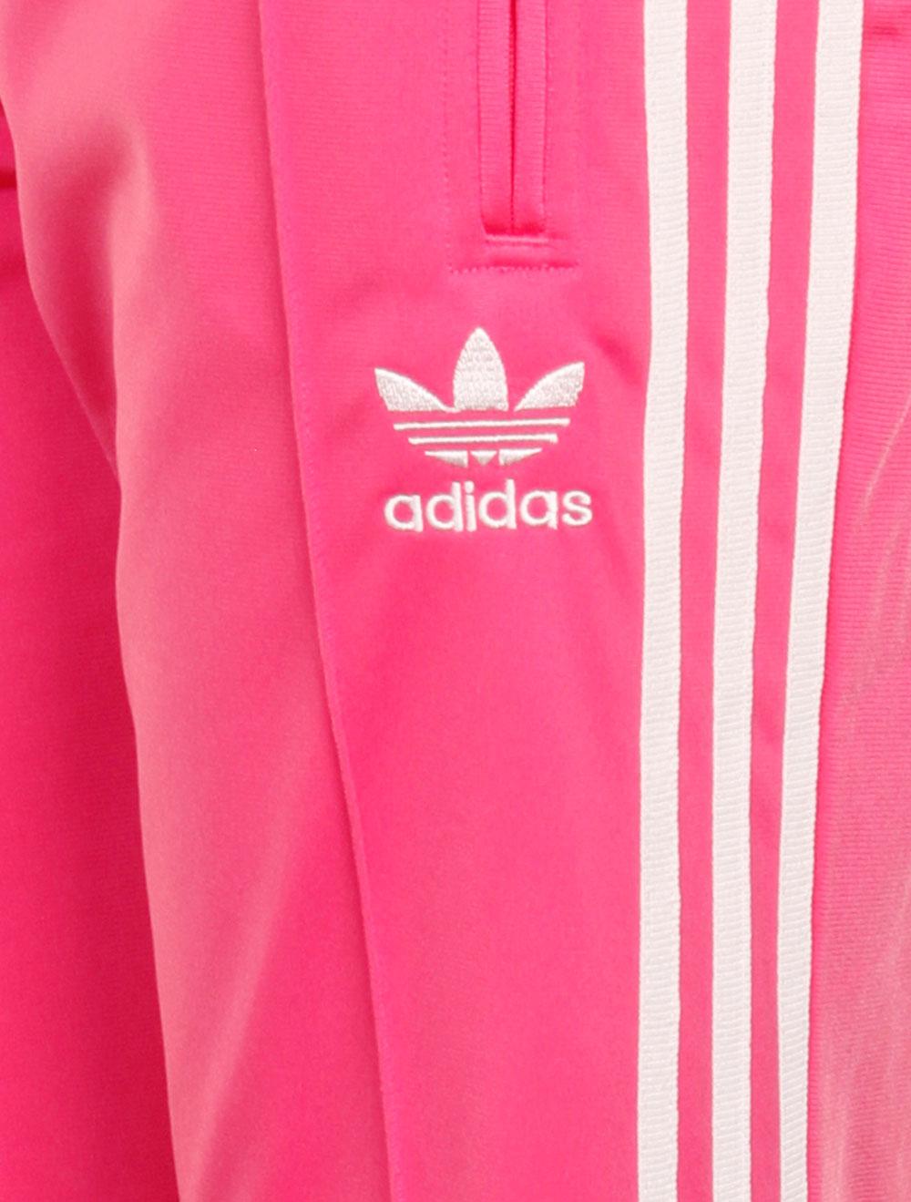 Adidas track pants damen rosa
