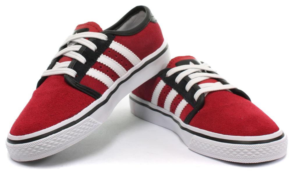 Adidas-Original-Seeley-Kleinkinder-Kinder-Turnschuhe-Groesse-UK-4K-EU-20