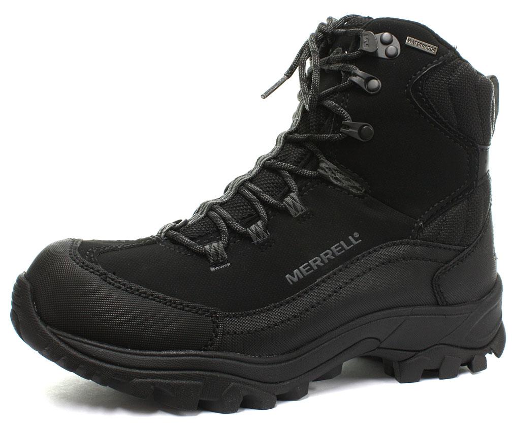 Merrell Norsehund Omega Waterproof Mens Hiking / Winter ...