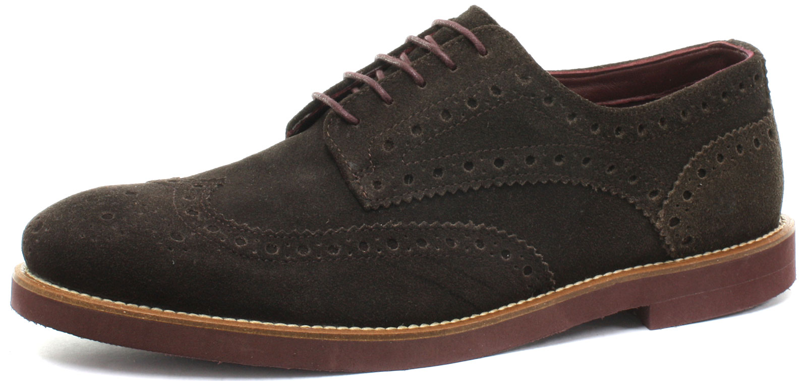 Details about MENS REAL SUEDE LEATHER BROGUE LACE UP CASUAL SMART OXFORD FORMAL SHOES SIZE. 15 viewed per day. MENS REAL SUEDE LEATHER BROGUE LACE UP CASUAL SMART OXFORD FORMAL SHOES SIZE | Add to watch list. Find out more about the Top-Rated Seller program - opens in a new window or tab.