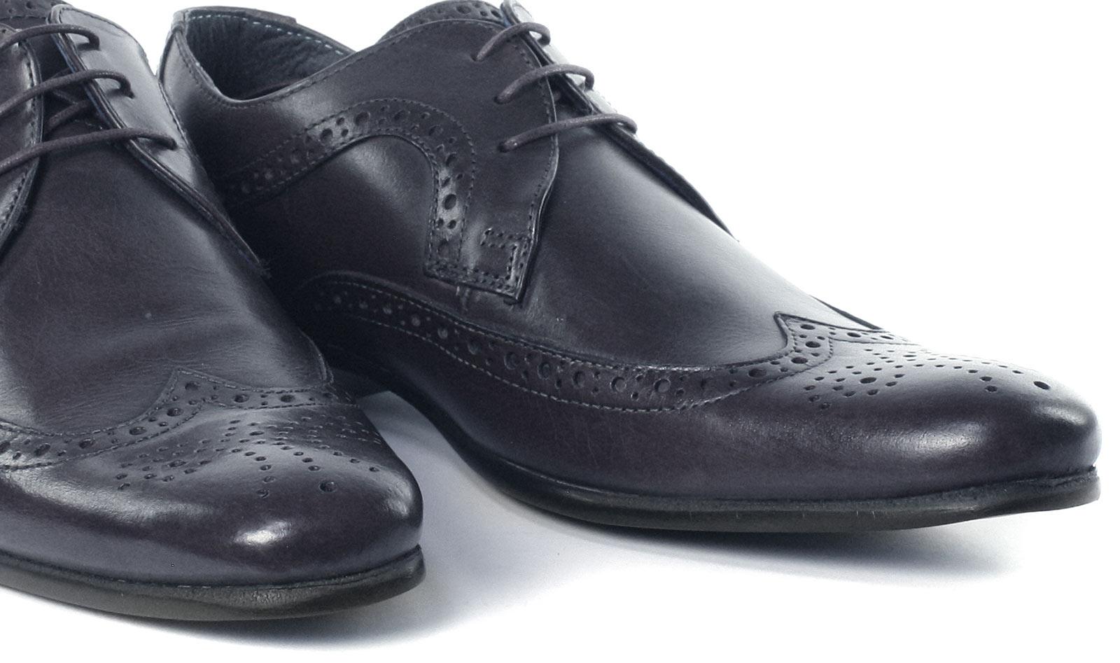 Nuevo Rojo Tape Louth Con Cordones Para Hombre Formales Zapatos Todas Las Tallas Y Colores