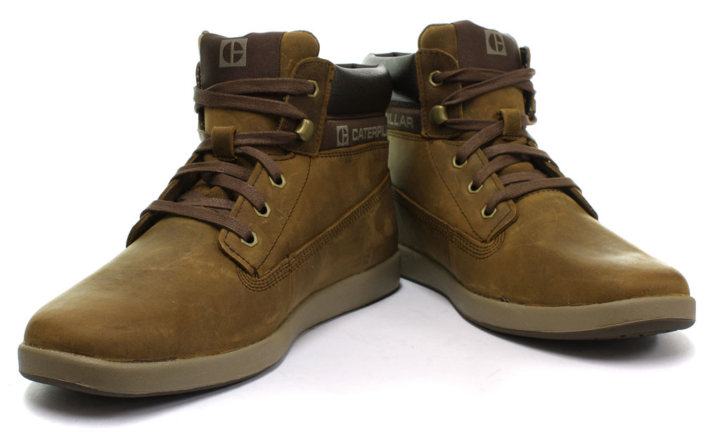 new caterpillar poe chukka mens ankle boots all sizes and