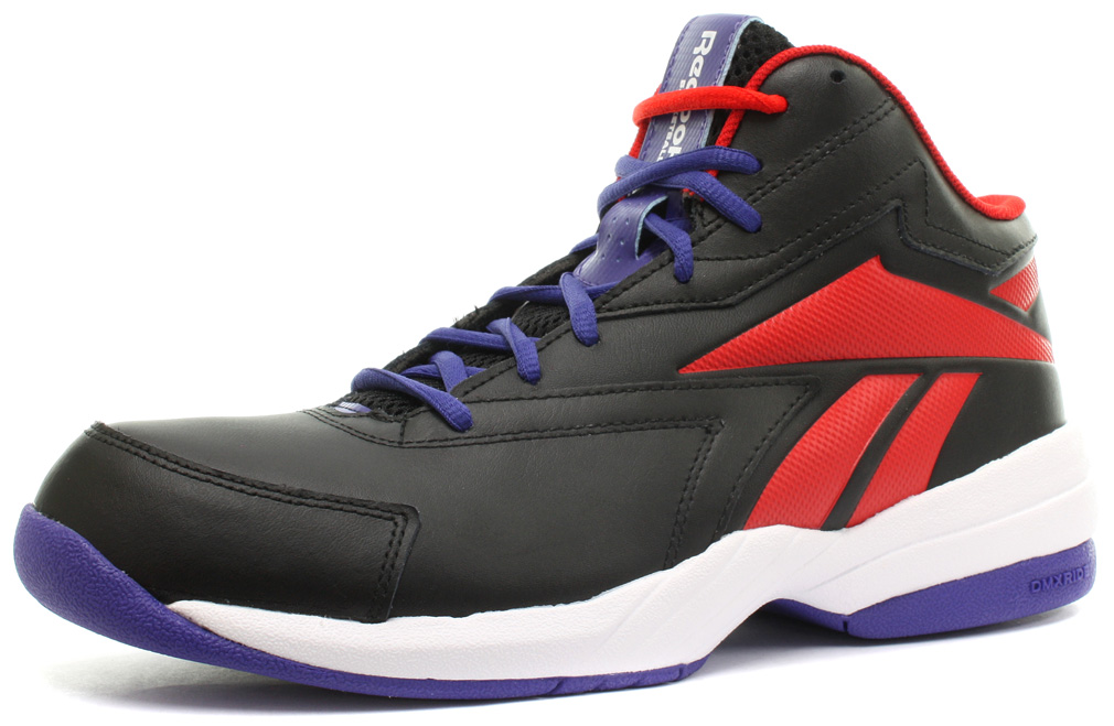 New Reebok Classic Court Flyer Mens Basketball Trainers ...