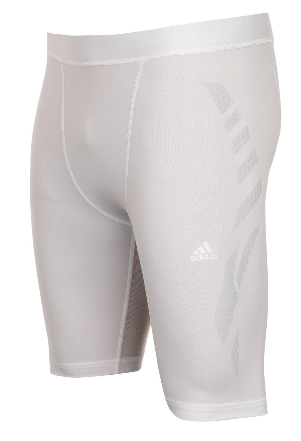 New Adidas Mens TechFit Preparation Base Layer Tight Training Shorts ALL SIZES