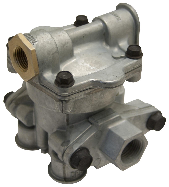 Brake Control Valve : Spring brake control valve for trucks trailers sealco
