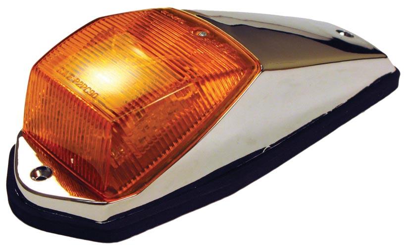 13 led cab marker lamps lights for peterbilt kenworth. Black Bedroom Furniture Sets. Home Design Ideas