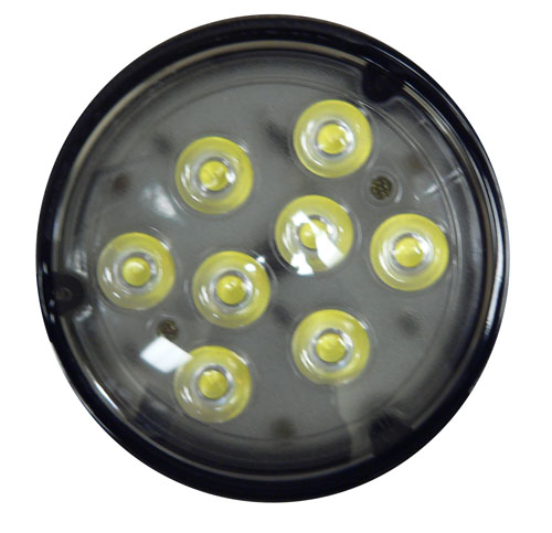 Tractor Led Replacement Light Bulbs : One led work light diode tractor spot beam