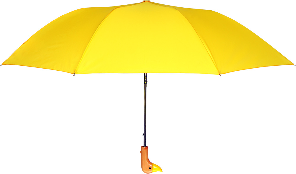Leighton Umbrella Wooden Duck Handle Vintage Look Umbrella With Automatic Open Function at Sears.com