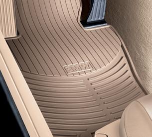 Bmw Front Rubber Floor Mats E39 525i 528i 530i 540i M5