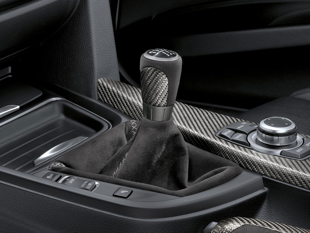 M Performance Gear Knob