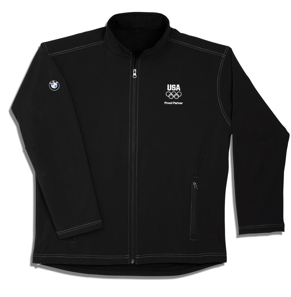 Bmw Team Usa Olympic Jacket Mens