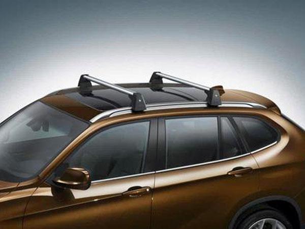 United Bmw Roswell >> BMW X1 Lockable Roof Rack | eBay