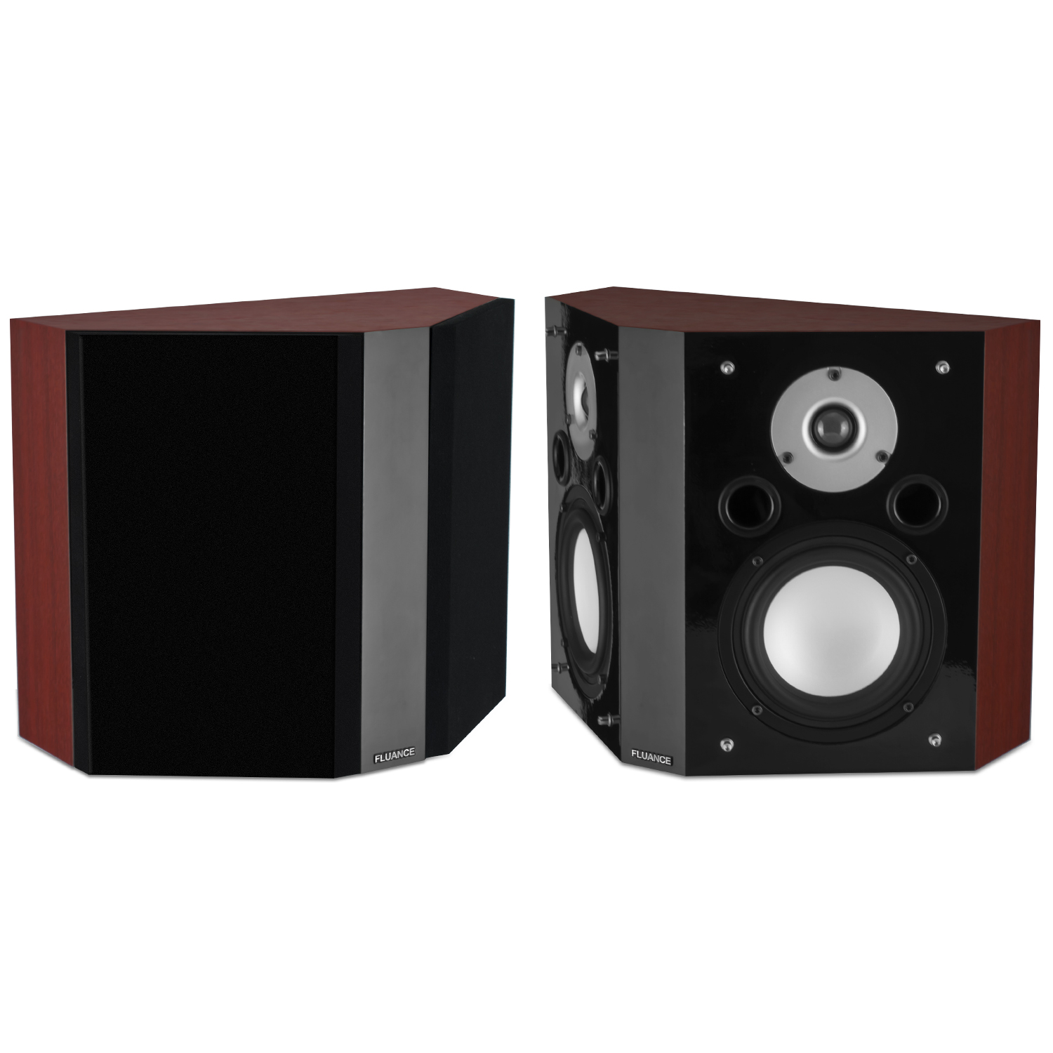 Fluance XLBP bipolar surround speaker pair