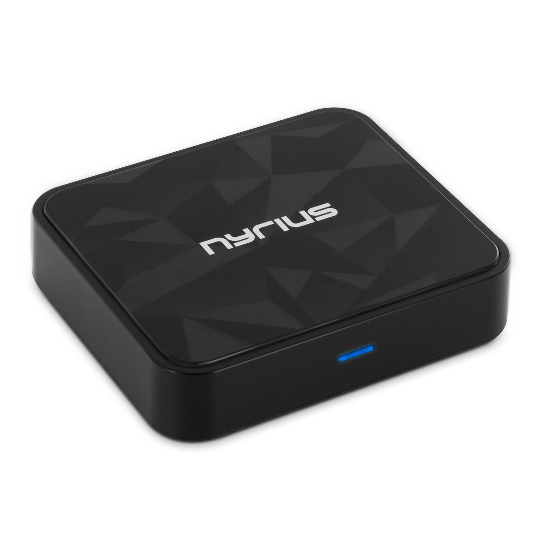 Nyrius Wireless AptX Bluetooth Music Receiver For