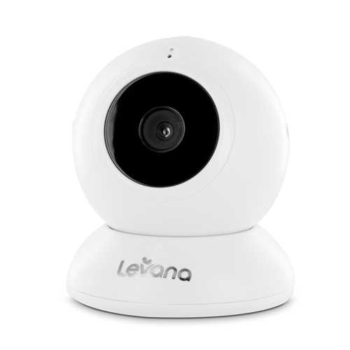 levana digital baby video monitor with night vision and talk to baby intercom ebay. Black Bedroom Furniture Sets. Home Design Ideas