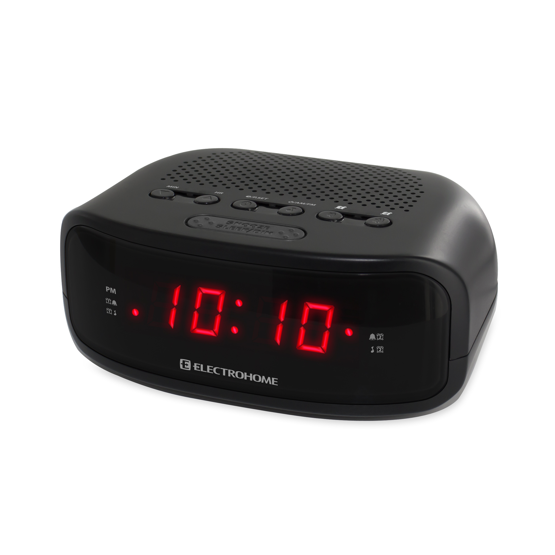 Electrohome Digital AM/FM Clock Radio with Battery Backup & Dual Alarm (EAAC200) at Sears.com