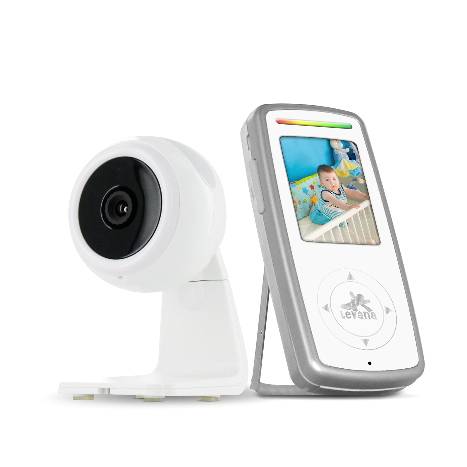 Levana ERA Elite 32103 2.4-Inch Digital Wireless Video Baby Monitor with Zoom and Video Recording at Sears.com